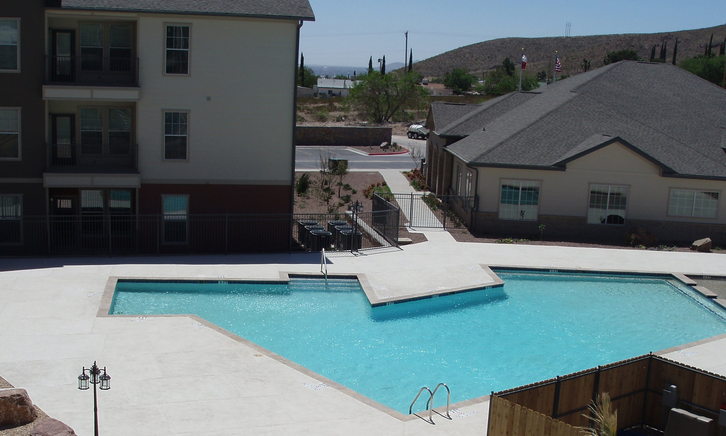 El Paso apartments for rent