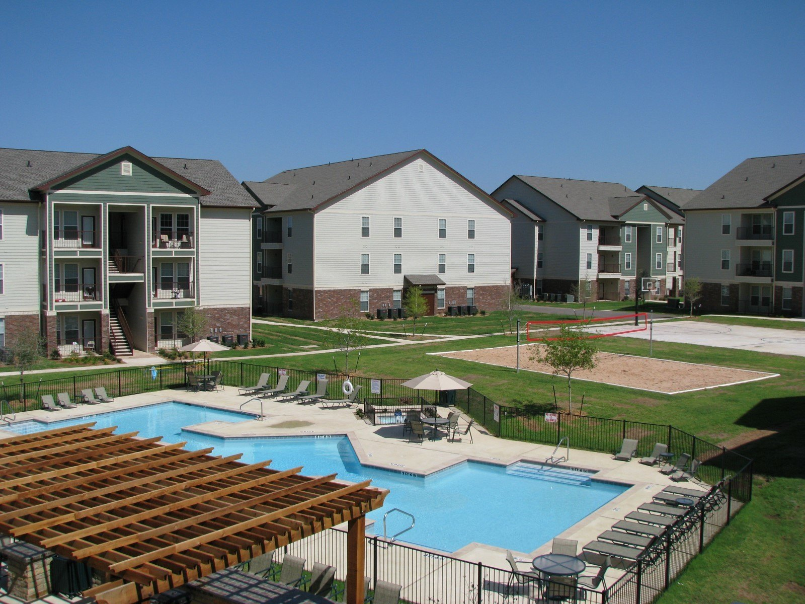 Apartments for rent in Lawton