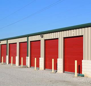 Granbury Drive Up Storage Units