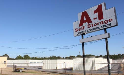 Rent storage units at our Lufkin facility