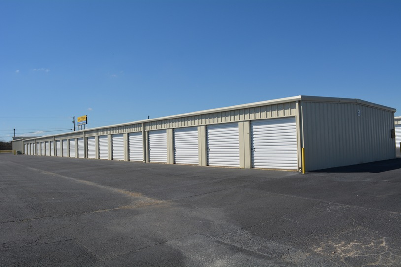 Self Storage of Boerne Front Gate