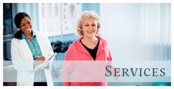 Services at PARCway Post Acute Recovery Center
