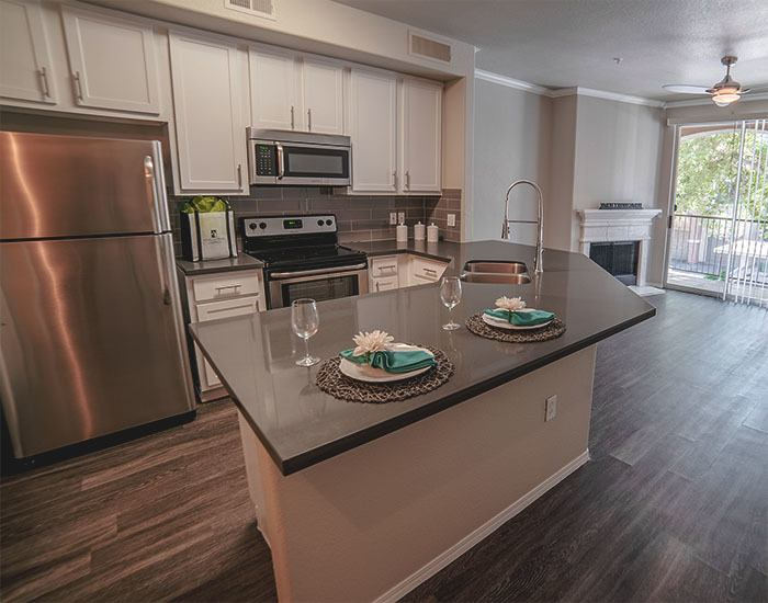Enjoy impressive amenities at apartments in Scottsdale