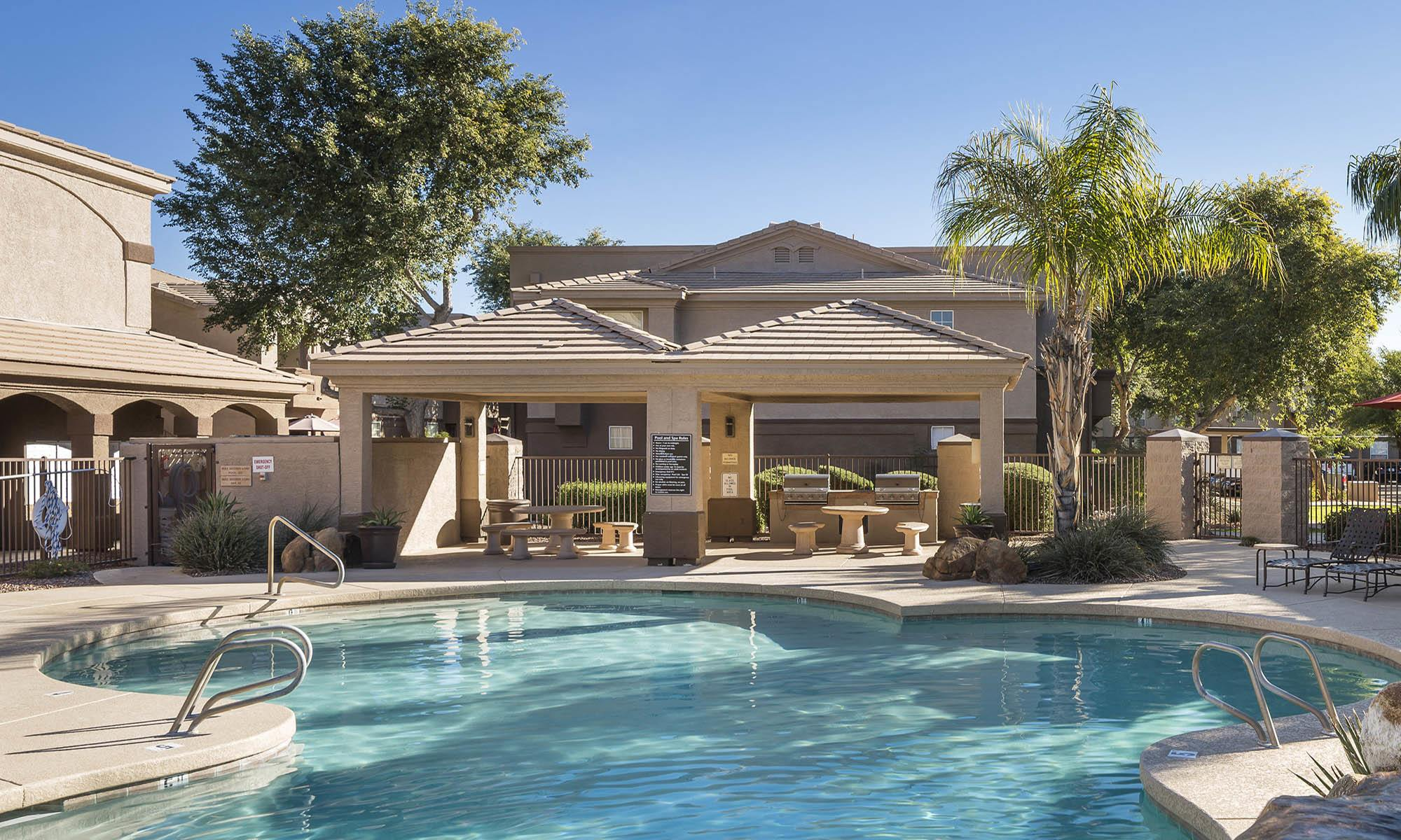 Be dazzled at unspeakable beauty in luxury apartments in Peoria, AZ