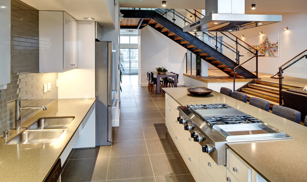 designer finishes and appliances set our apartments apart