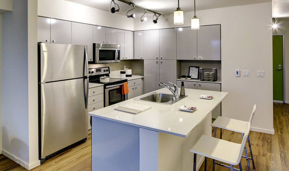 elegant and immaculately designed kitchens are the perfect way to entertain