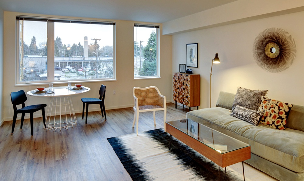 our designer apartments accentuate your sense of style