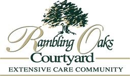 Rambling Oaks Courtyard Extensive Care Community