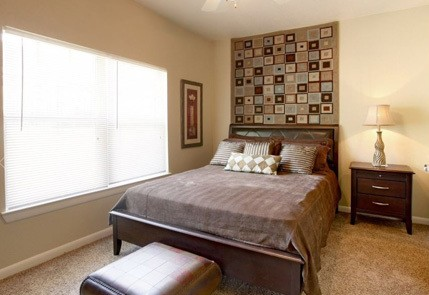 Little Rock apartments have spacious bedrooms