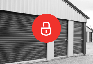 Self Storage in Hialeah Florida with drive up storage