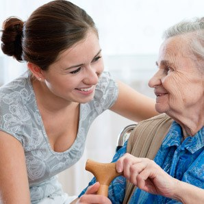Skilled nursing at the senior living community in Baltimore