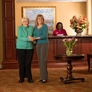 Compass Pointe Healthcare System is the right senior living community for you