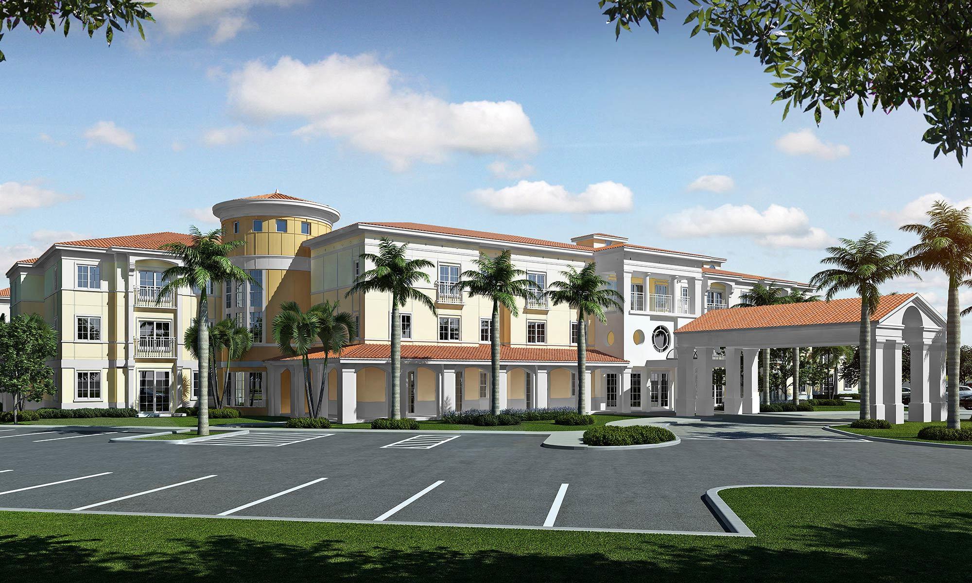 Senior living in Boca Raton, FL