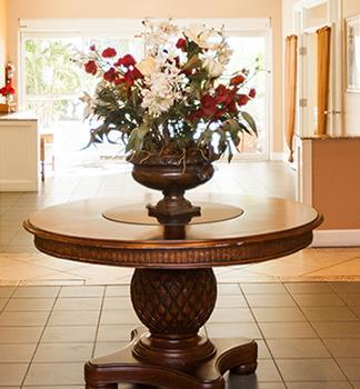Elegant surroundings at Lynmoore at Lawnwood Assisted Living and Memory Care