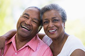 Senior living in Salt Lake City have happy couples