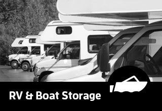 RV and boat storage in Salem, Virginia