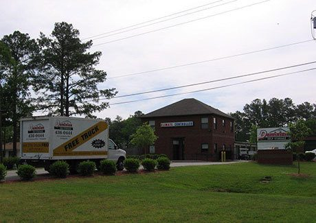 Dominion Self Storage in Chesapeake, VA