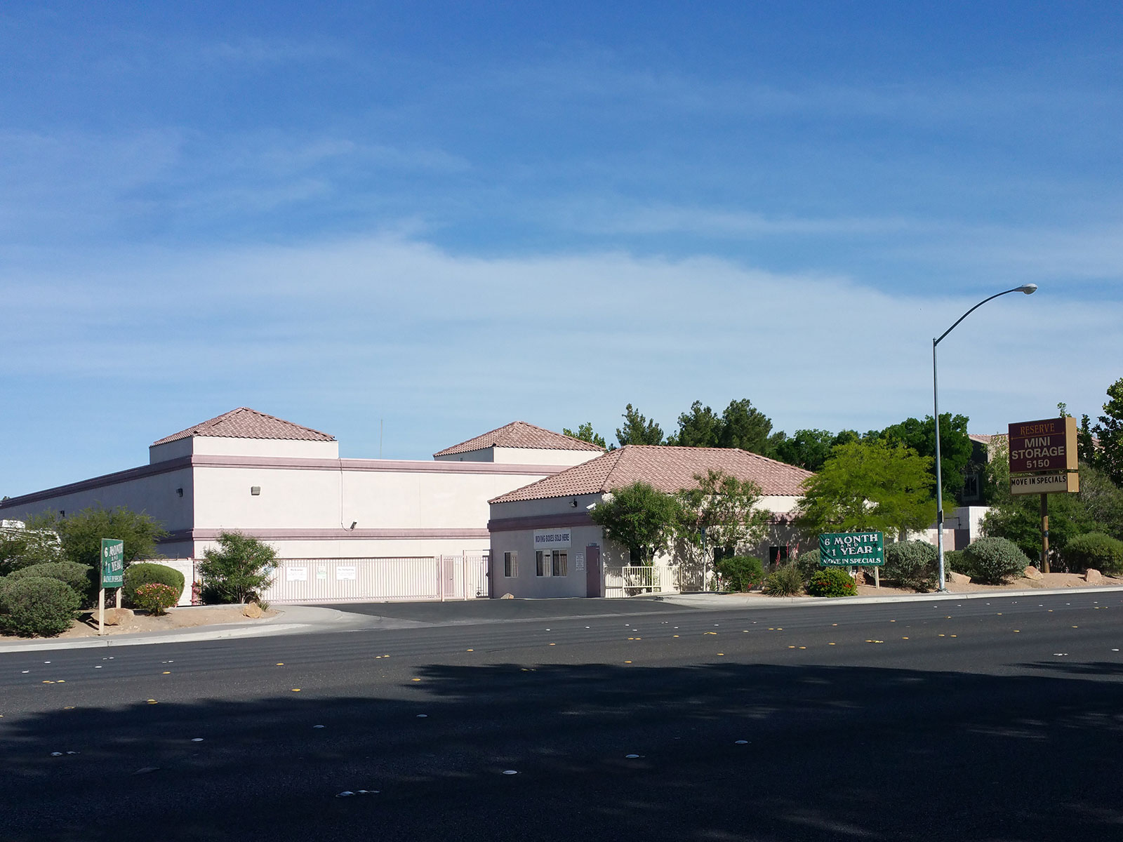 Street View of our beautiful facility on Rainbow Boulevard in Las Vegas