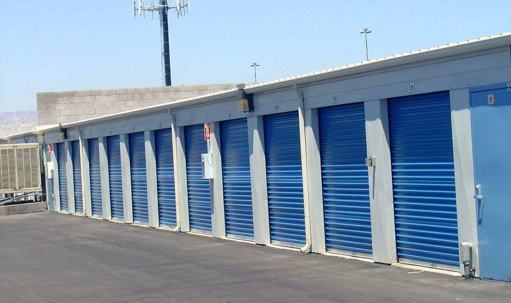 self storage in henderson nevada aisle