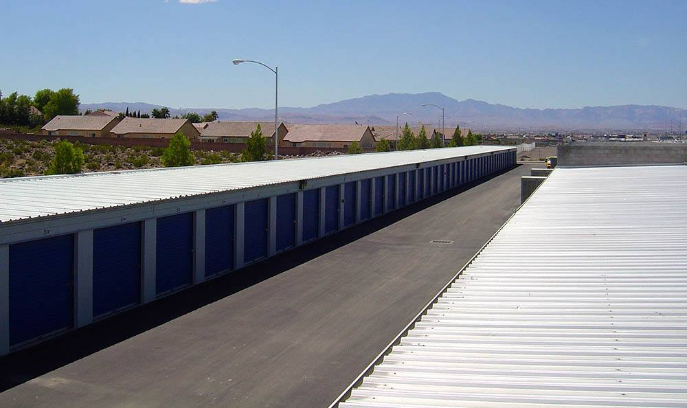 self storage in henderson nevada building