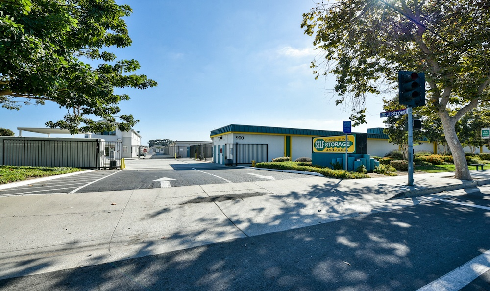 Channel Islands Self Storage in Port Hueneme, CA