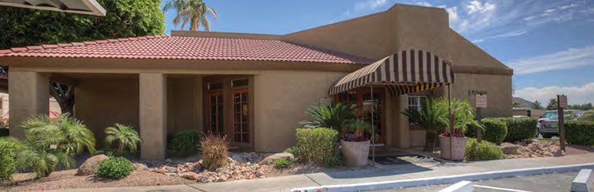 You'll love the lifestyle at Fairways at Cave Creek in Phoenix AZ.