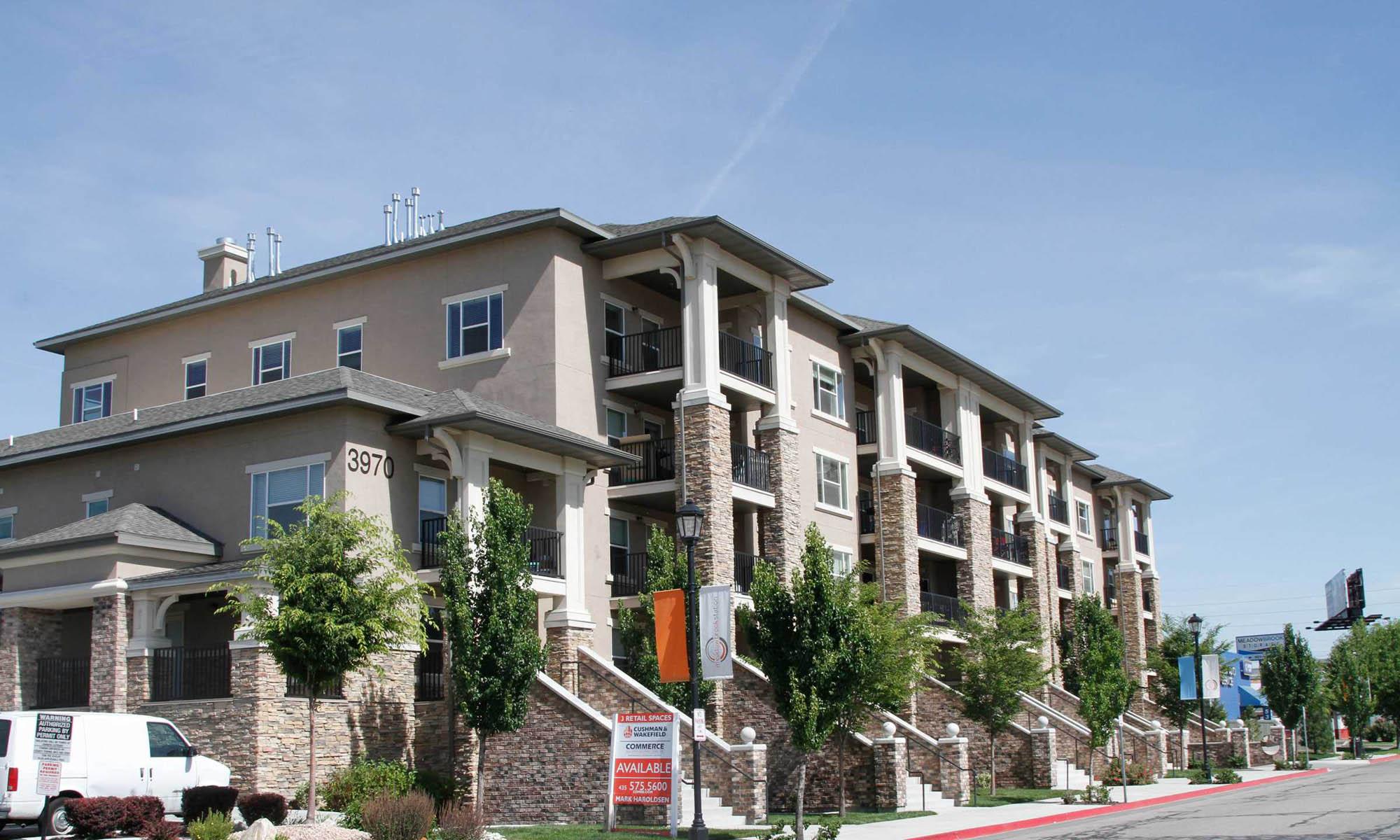 Apartments in Salt Lake City, UT.