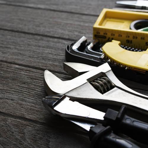 Maintenance Tools at 4000 Hulen Urban Apartment Homes