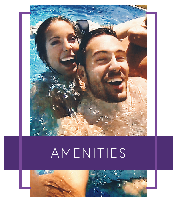 Learn more about the amenities we offer at 4000 Hulen Urban Apartment Homes