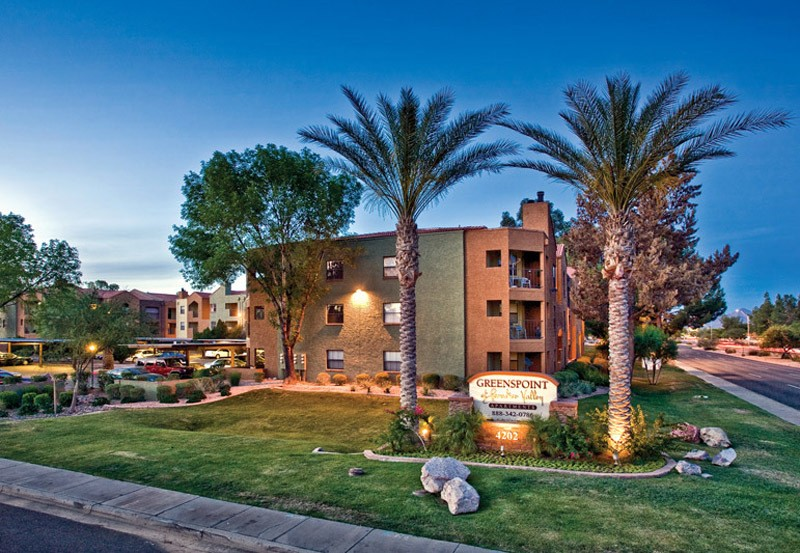 Welcome to Greenspoint at Paradise Valley In Phoenix AZ