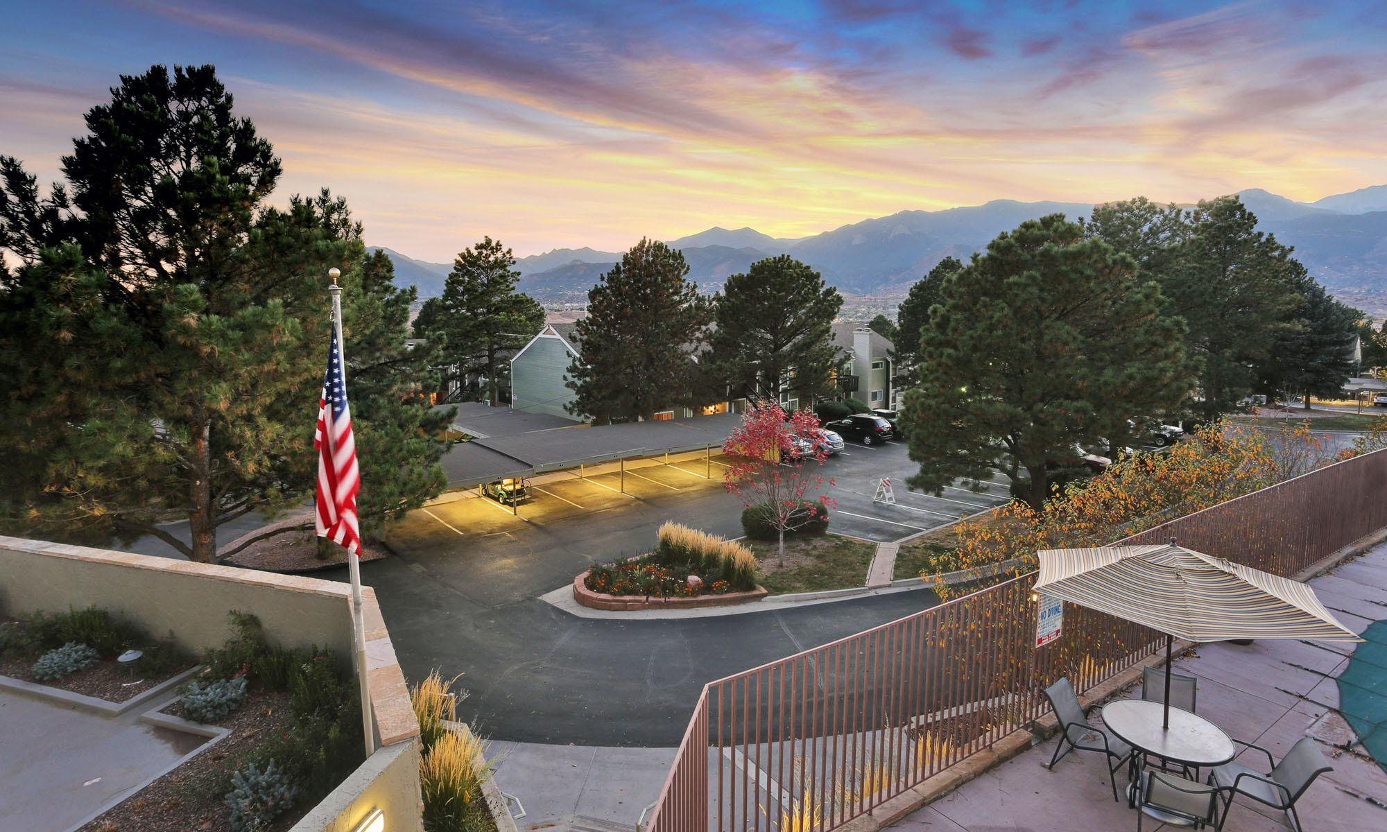 Apartments in Colorado Springs, CO.