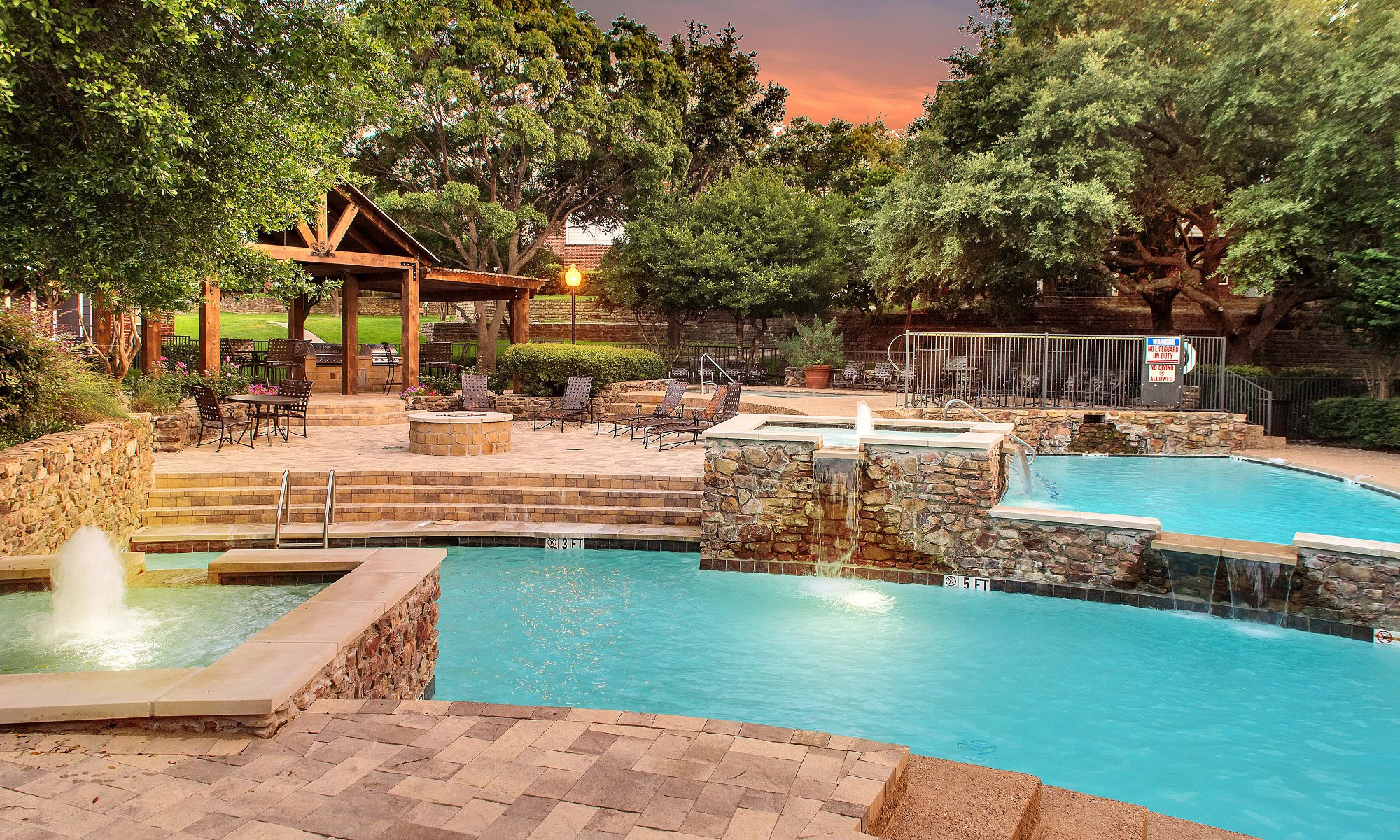 fountains at steeplechase apartments | apartments in north plano, tx