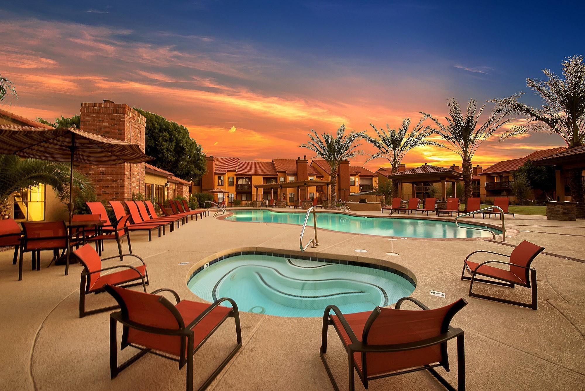 Apartments in Mesa, AZ.