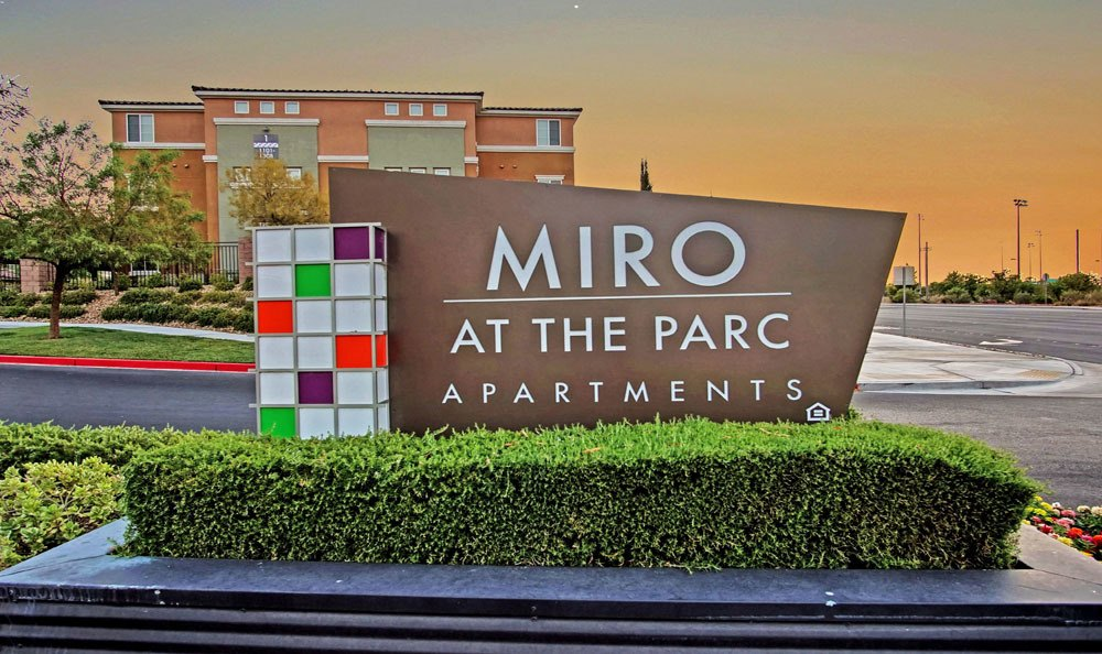 Welcome to Miro at the Parc In Henderson NV