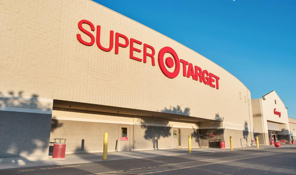 Super Target At Overlook at Sunset Point In Layton UT