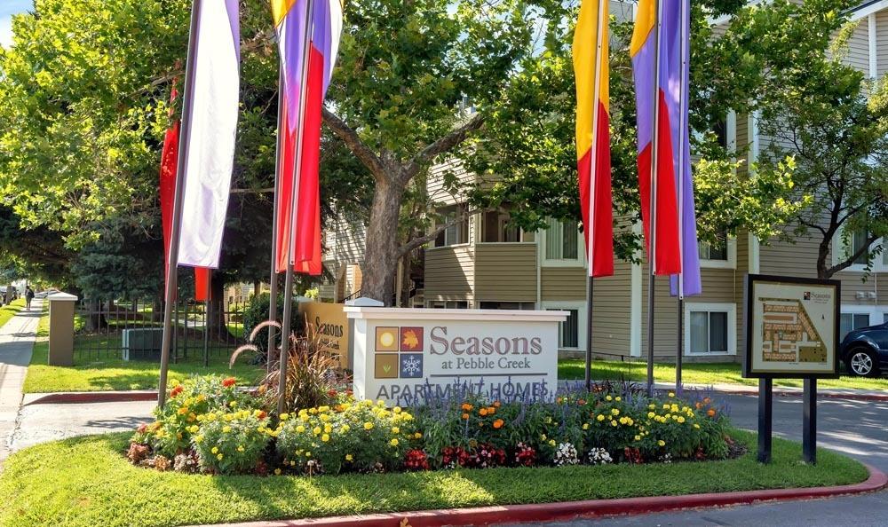 Leasing Office at Seasons at Pebble Creek in Salt Lake City, UT