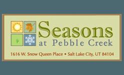 Seasons at Pebble Creek