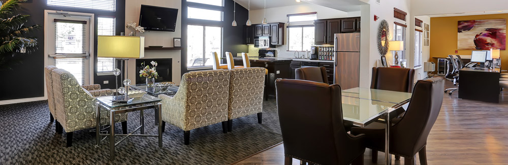 Amenities at The Pavilions at Silver Sage in Fort Collins CO