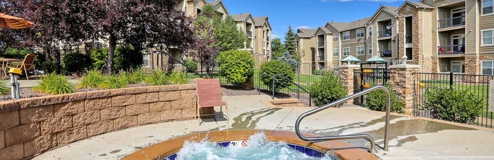 Amenities at Reserve at South Creek in Englewood CO
