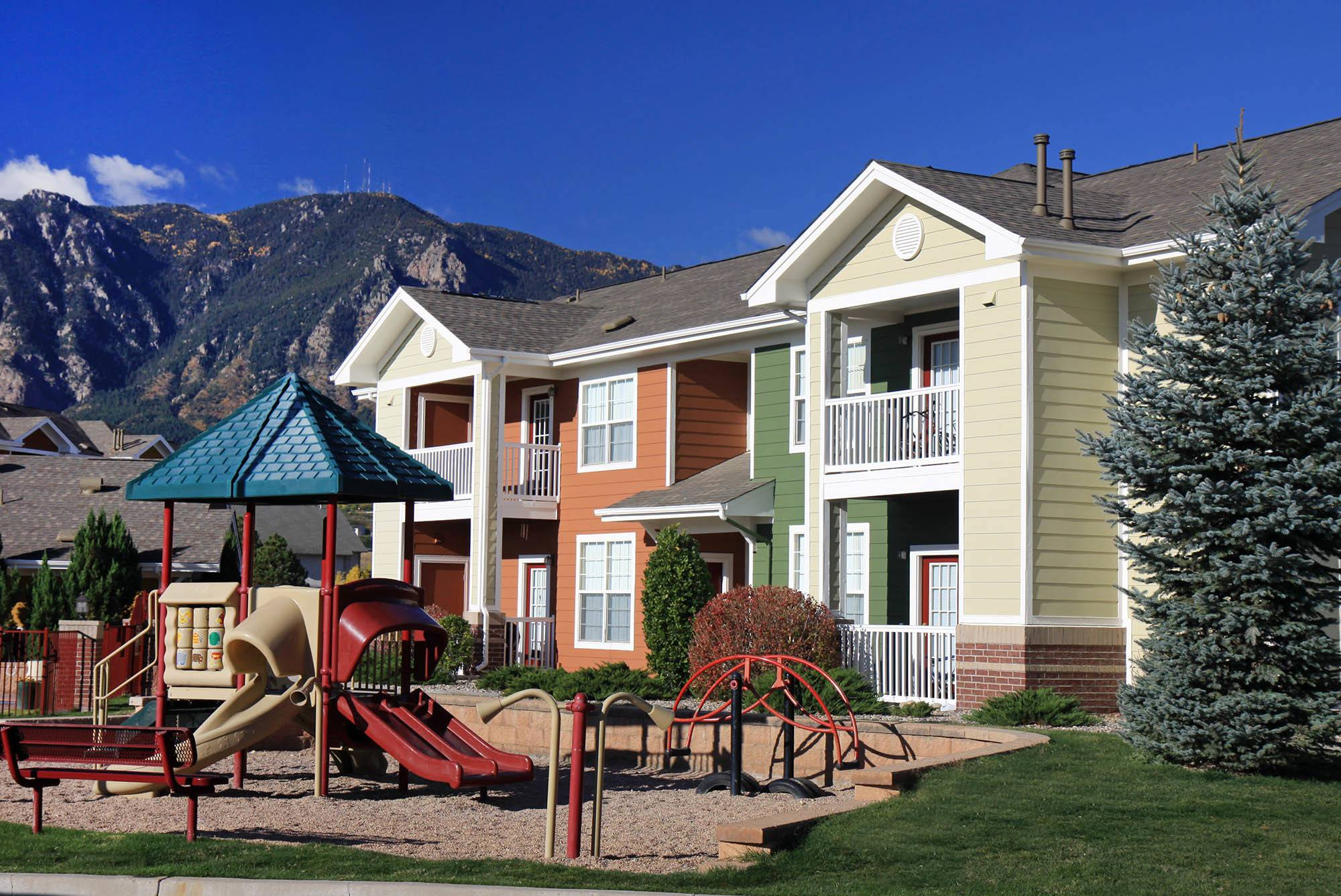 Southside Colorado Springs Co Apartments For Rent