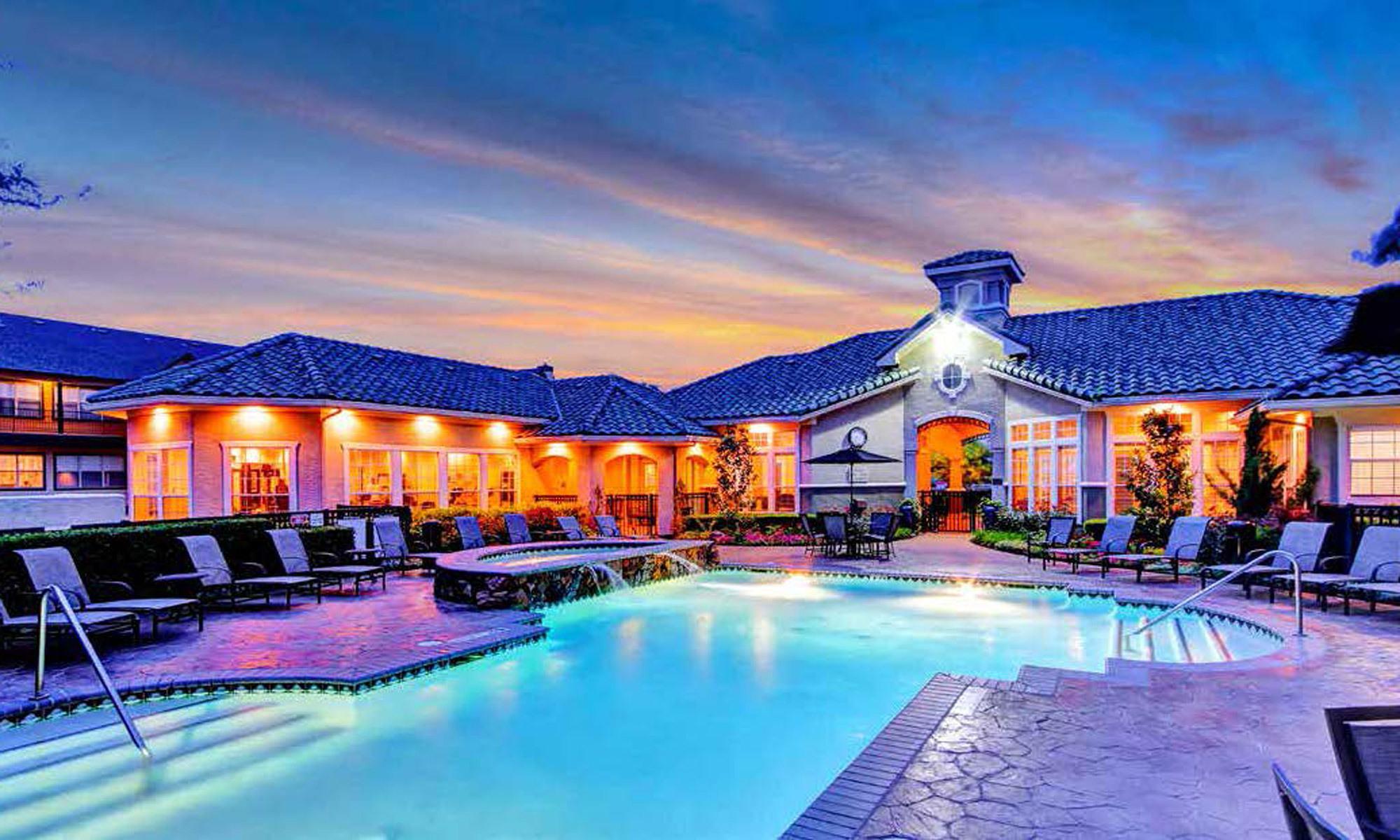 Apartments in Haltom City, TX.
