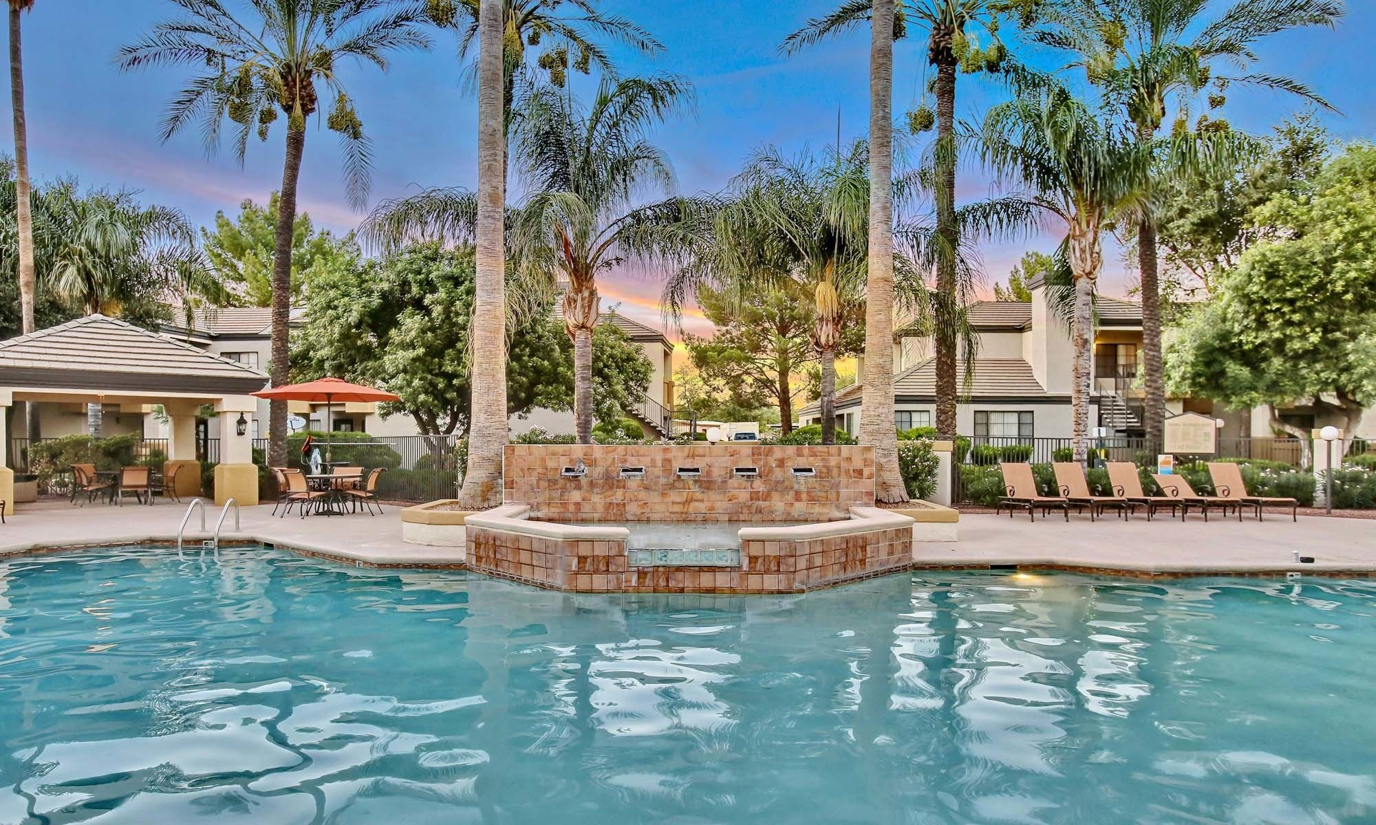 Apartments in Tucson, AZ.