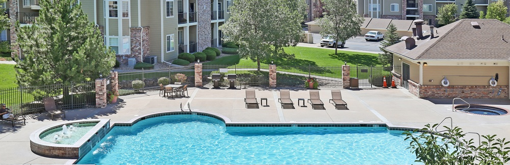 Amenities at Dove Valley Apartments in Englewood CO