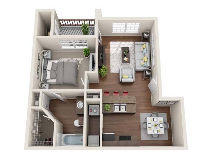 Luxury 1, 2 & 3 Bedroom Apartments in San Antonio, TX