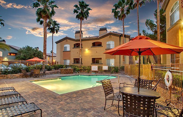 Safe Pool Area at Mission Rock Residential