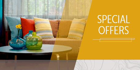 Special Offers from Fox Creek Apartments