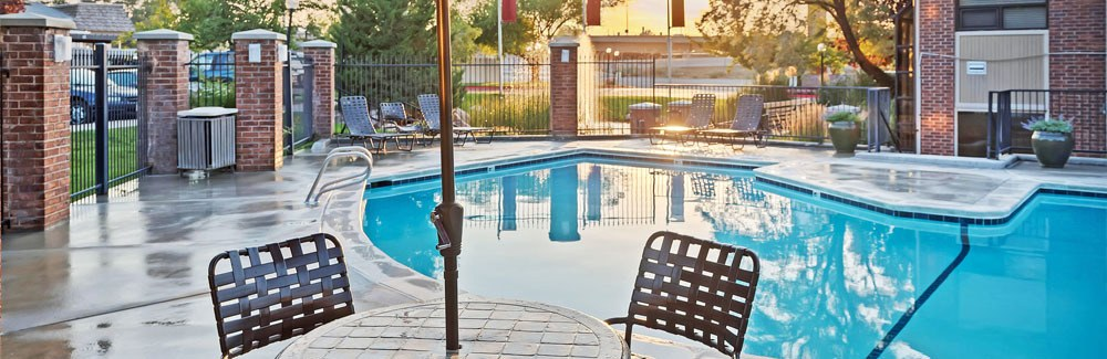Amenities at Cherry Creek Apartments in Riverdale UT