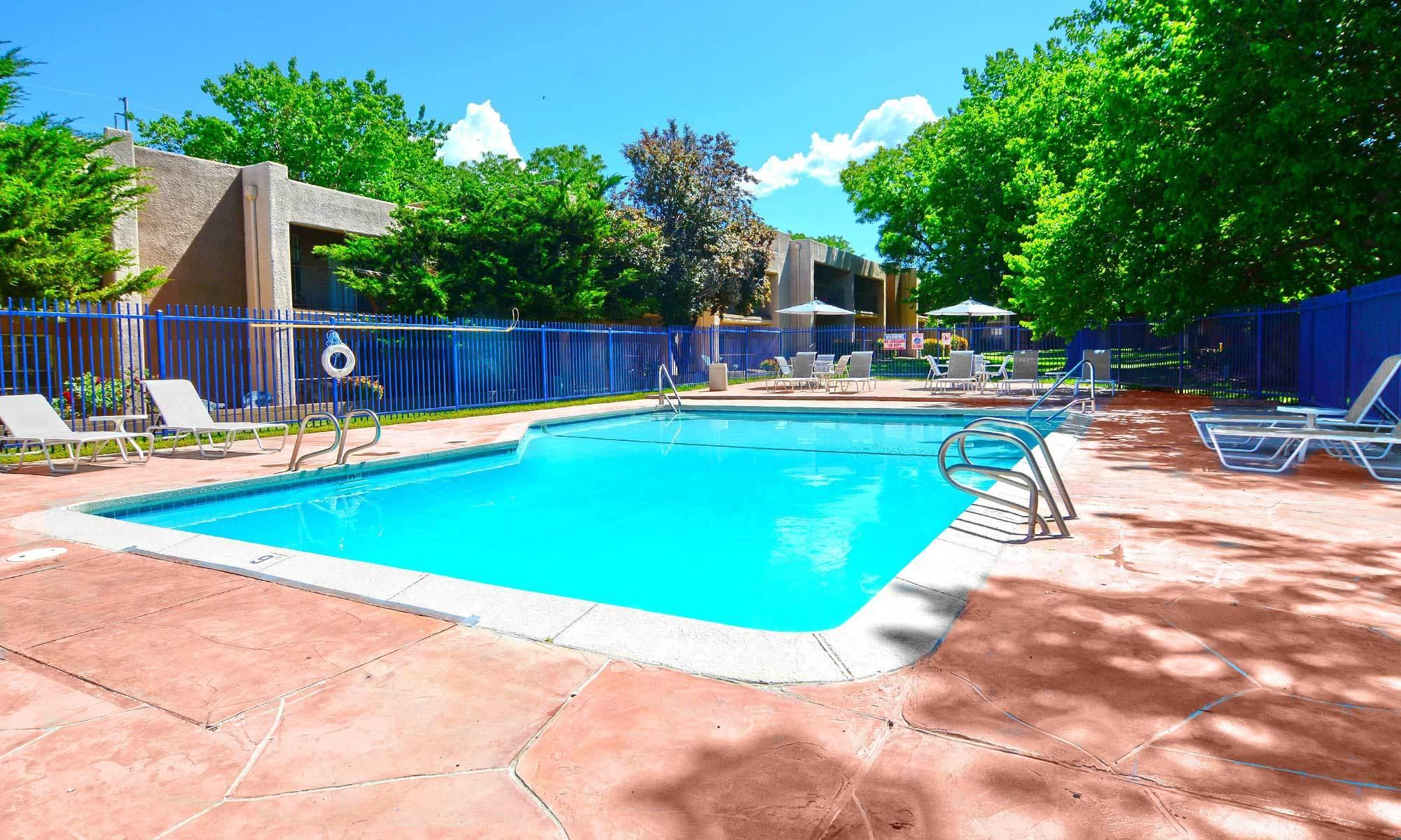 Apartments in Albuquerque, NM.