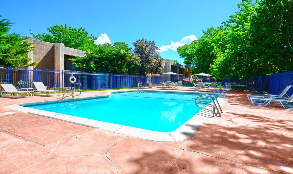 Northeast Heights Albuquerque Nm Apartments Indigo Park