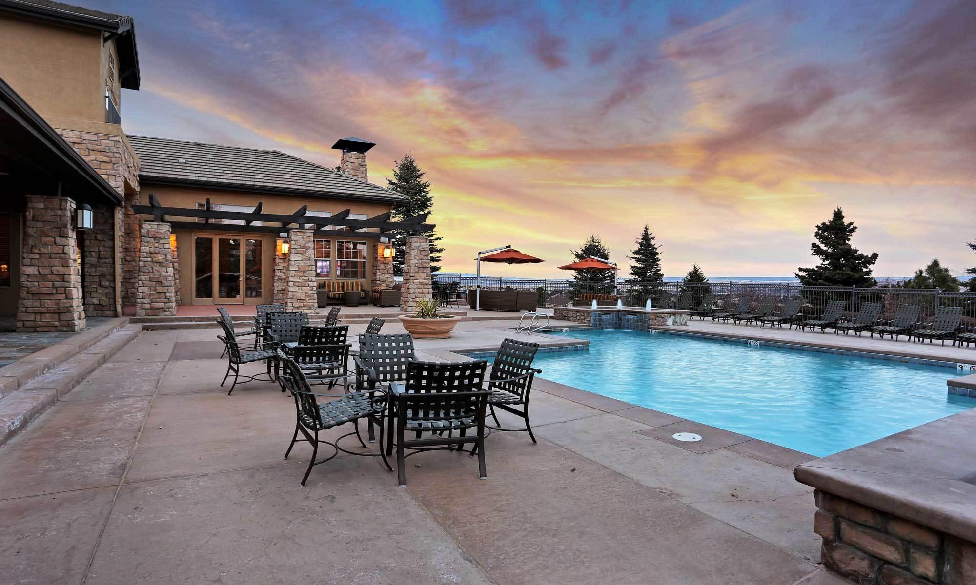 Apartments in Colorado Springs.